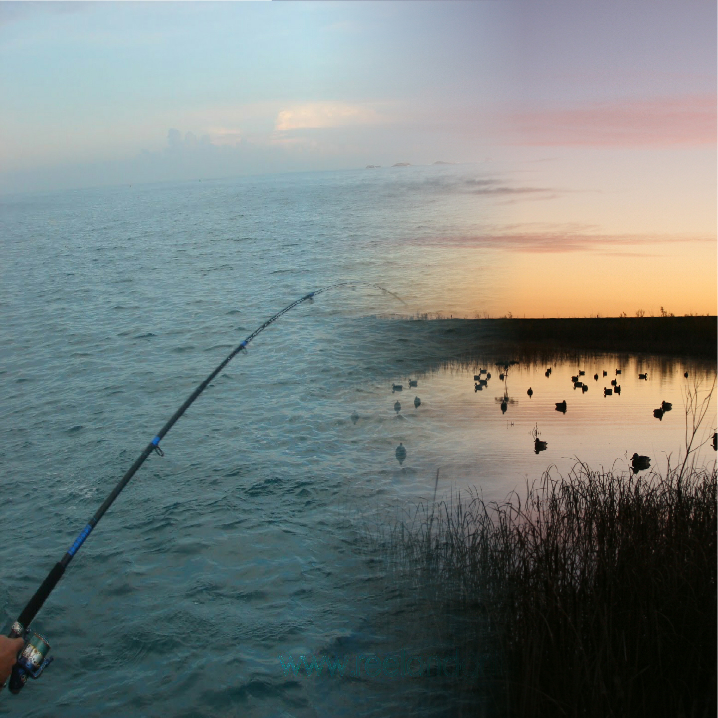 South texas duck hunting saltwater bay for South texas fishing